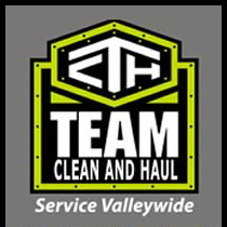 Team Clean and Haul - Rent Dumpsters for Tempe, AZ
